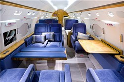 Vegas Express Luxury in the Air