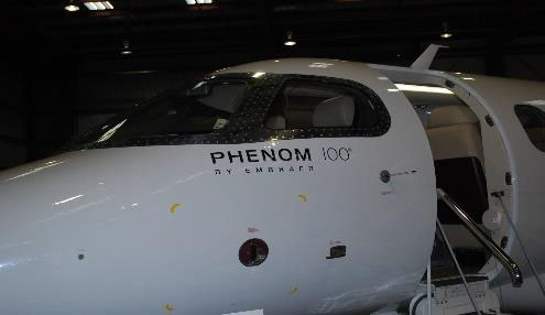 Affordable Phenom 100 Jet by www.vegasexpressjet.com