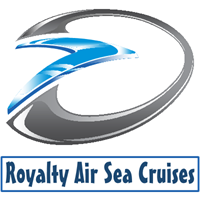 Logo for Royalty Air Sea Cruises