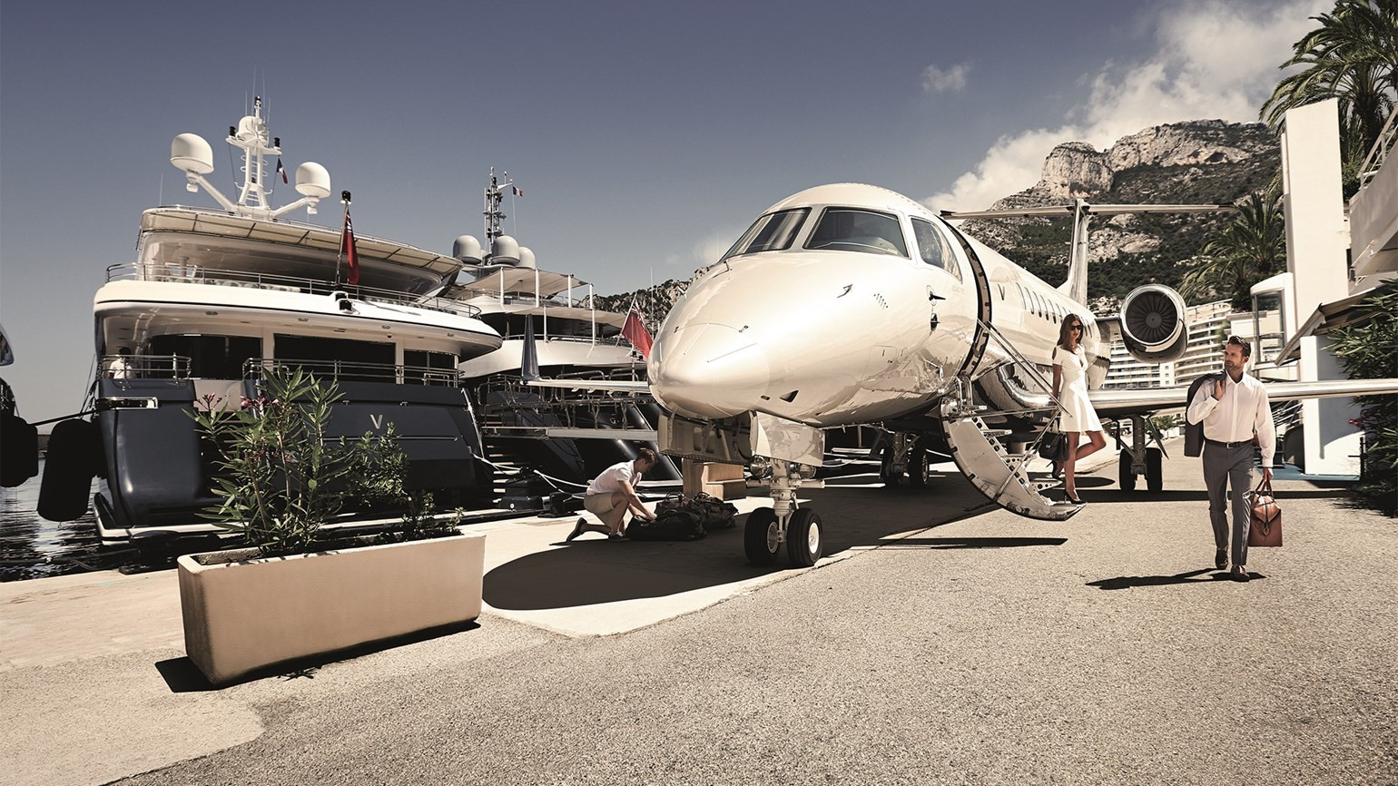 Private Jets, Vegas Party