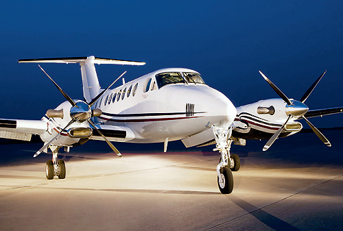 Turboprops, King Air
