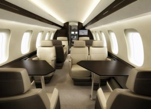 Vegas Expressjet.com Global Jet 14 seats