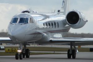 Gulfstream IV with 14 seats