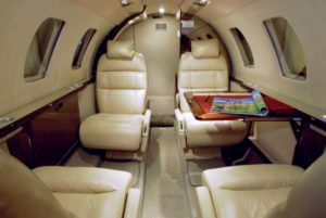Citation Light Jet- 6 seats at Vegas Express Jet.