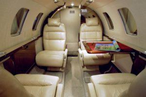 Citation Light Jet- 6 seats at Vegas Express Jet.