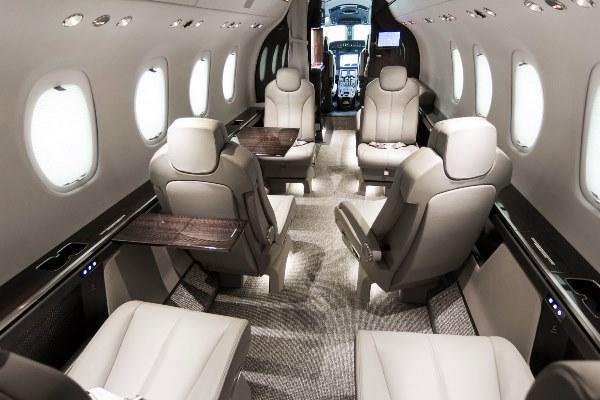 PAX- Vegas Private Jet Seats
