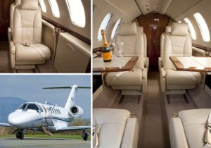 Cessna Light Jet 7 seats from Vegas Express Jet