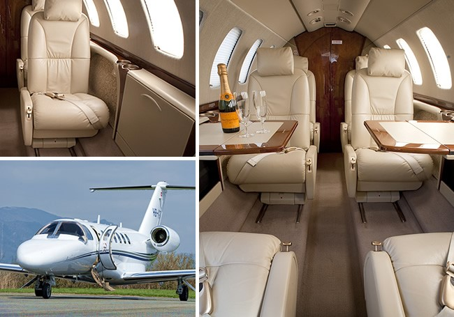 How Much Is A Private Jet From LAX To Las Vegas
