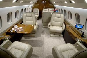 Falcon Jet 10-12 passengers, Vegas Expresss Jet