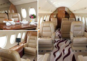 Falcon Jet, Vegas Express Jet